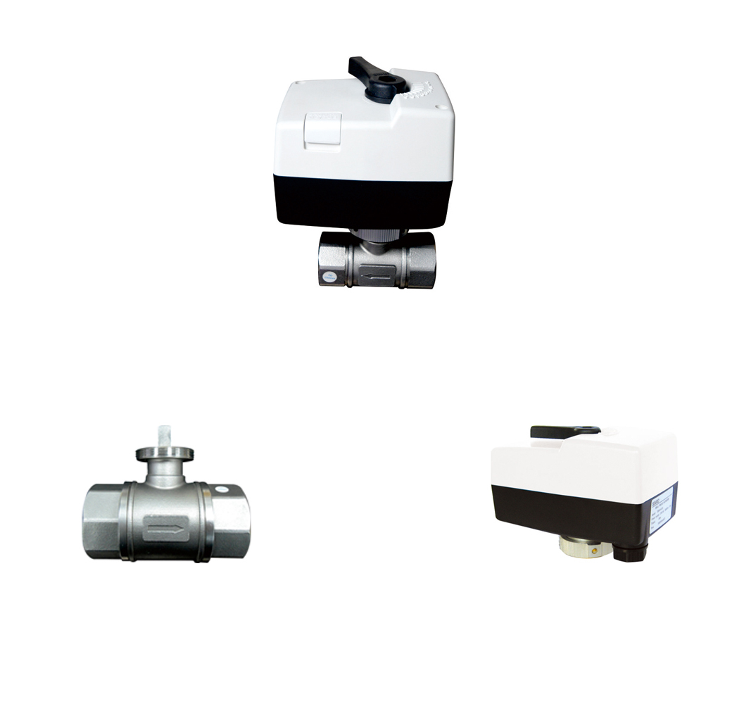 Motorized Ball Valve SBA06
