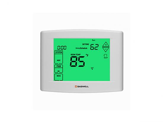 home thermostats,Touch screen wifi thermostat,ouch Screen Heating Digital Room Thermostat