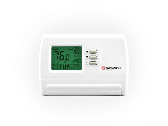 Multi-stage thermostat,Non programmable multistage thermostat,Programmable multi stage thermostat