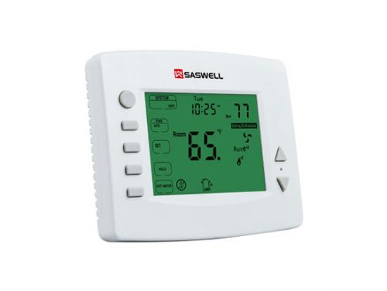 7-Day Programm Water Heating Thermostat